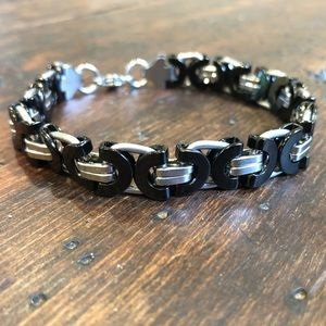 Other - Stainless Steel Bracelet for Men - NEW!!